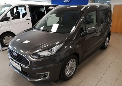 Ford Tourneo Connect Titanium 1,5 EcoBlue L1 Aut. Trend bei BM || Autohaus Kienzl GmbH in