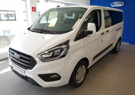 Ford Transit Custom Variobus 2,0 170PS MHEV L2H1 320 Trend bei BM || Autohaus Kienzl GmbH in