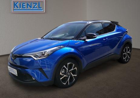 Toyota C-HR 1,8 Hybrid C-ULT CVT bei BM || Autohaus Kienzl GmbH in