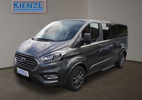 Ford Tourneo Custom 2,0 EcoBlue 320 L2 Titanium-X Aut. bei BM || Autohaus Kienzl GmbH in