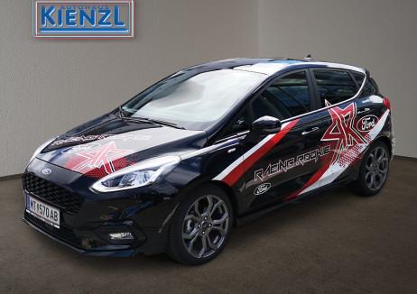 Ford Fiesta ST-Line 1,0 EcoBoost Hybrid Start/Stop bei BM || Autohaus Kienzl GmbH in